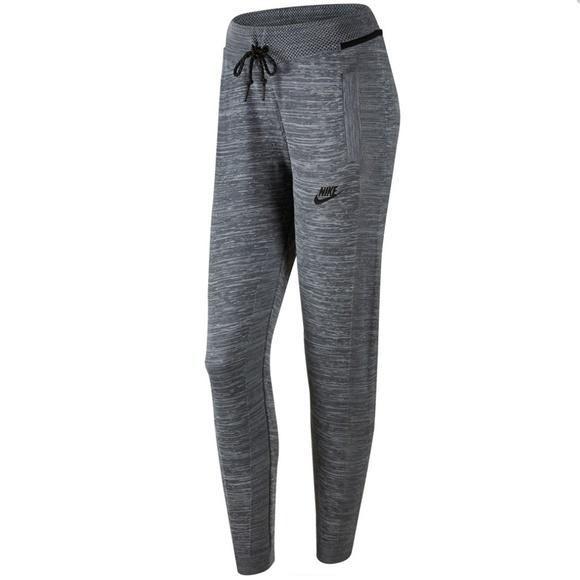 Nike Gray Tech Knit Track Pant Flyknit